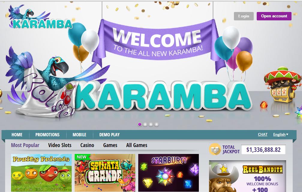 karamba online casino crown spielautomaten